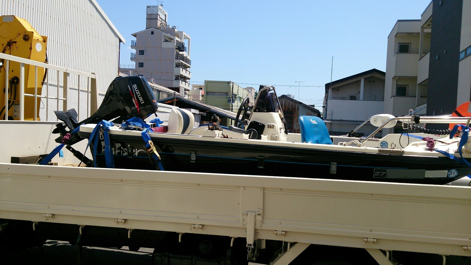 ホープボート ファンフィッシャー385